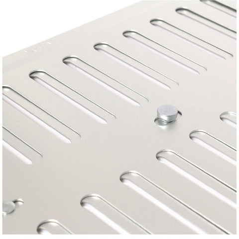 "9"" x 6"" Adjustable Air Vent Aluminium / Metal Grille Ventilation Cover"