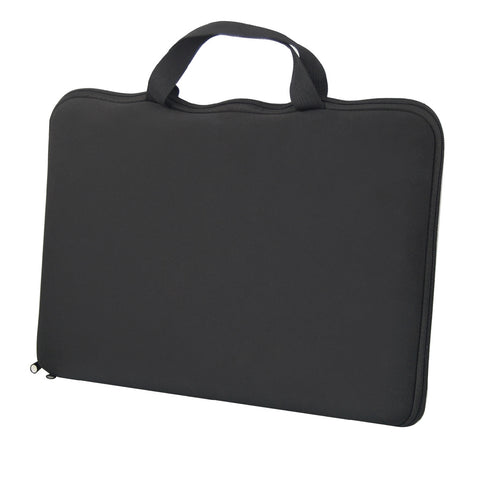 Black Neoprene Laptop Bag Notebook Sleeve Case pouch Protection