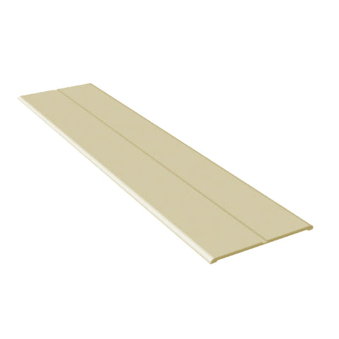 Cream UPVC Plastic Flexible  Angle Corner Trim <br> Menu Options