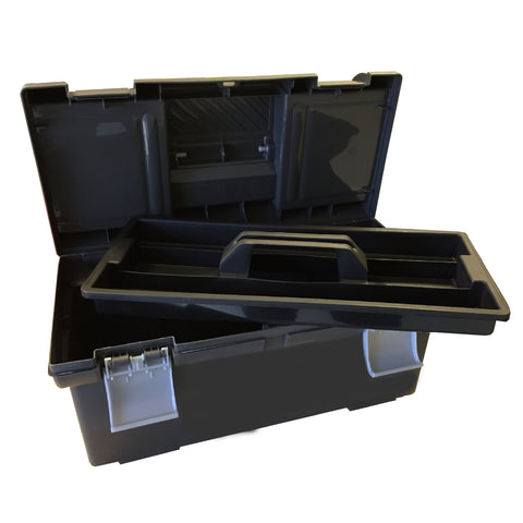Curver Large 510mm Toolbox with Removable Inner Tray<br><br>