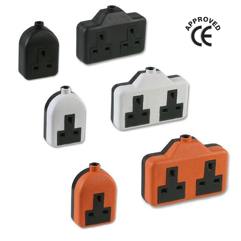High Impact Extension  Sockets / Heavy Duty Electrical / Menu Options
