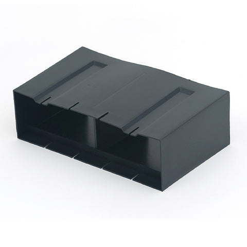 Horizontal Front Extension Sleeve for Underfloor Adjustable Telescopic vents