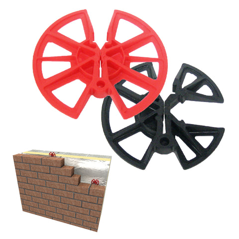 250 x Insulation Retaining Discs Cavity Wall Tie / Menu Options