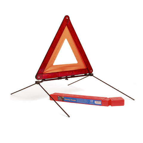 Travel Abroad Euro Warning <br> Triangle Kit <br><br>