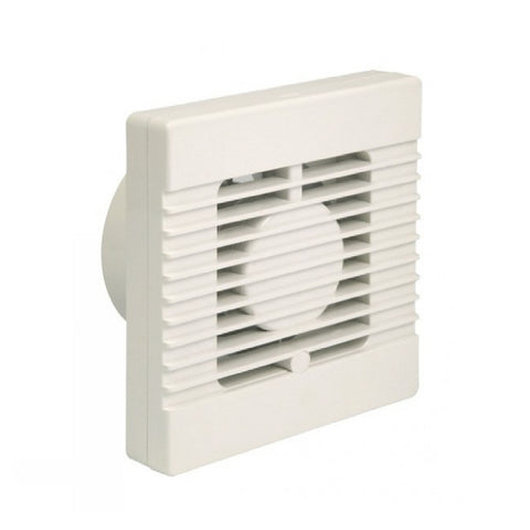 Manrose Standard Intervent 100mm - 4 Inch Extractor Fan