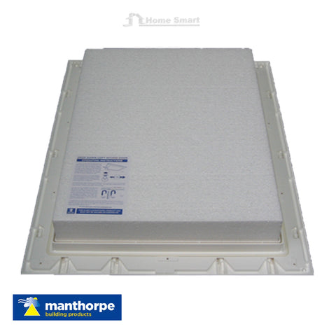 Manthorpe 035-EPS High Insulated Loft Trap Door Hinged Hatch