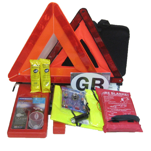 Premium <br> French Euro Driving <br> Travel Kit <br>