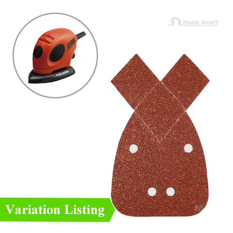 Sanding Sheet 140mm Pads fits Black & Decker Mouse<br><br>