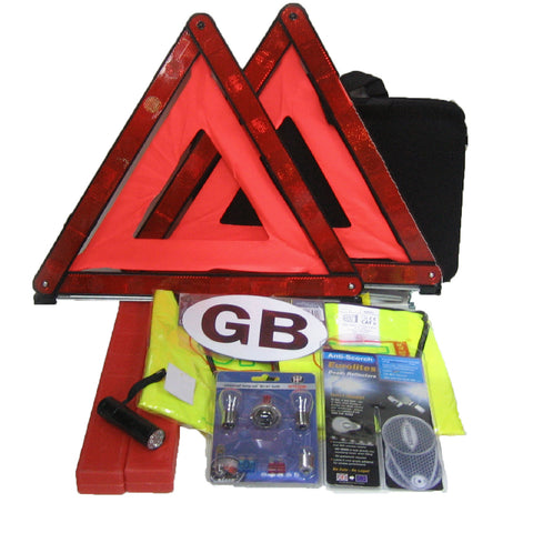 Spanish Euro Driving Abroad Kit<br><br>