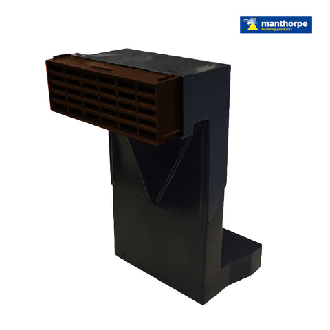 Telescopic Adjustable Underfloor Cavity Wall Vents with Airbricks G960