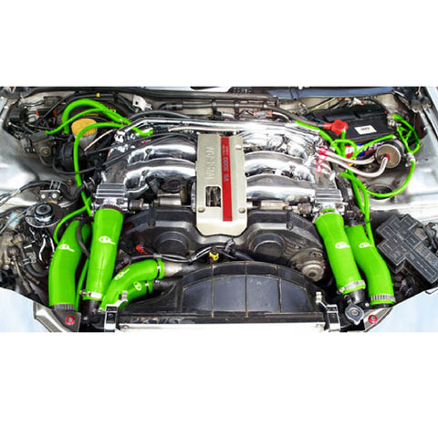 Universal Engine Bay Silicone Hose Dress Up Kit Colour Options