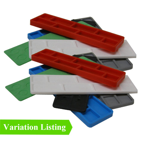 Plastic Window & Glazing Packers / Menu Options<br><br>