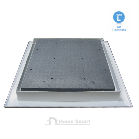 Loft Trap Door Hinged Drop Down 035-PU High Insulation <br><br>