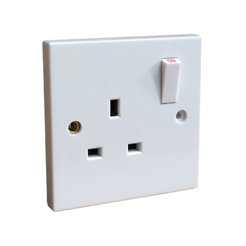 Electrical White Sockets & Switches / Menu Options<br><br>