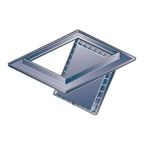 Loft Trap Door Hinged Drop Down 025-PU Highest Insulated Hatch
