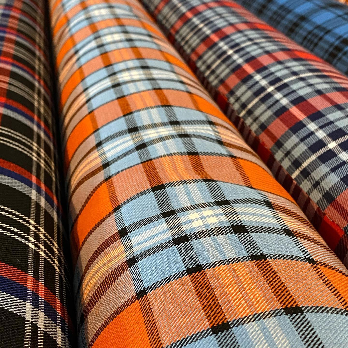 SOLM Tartan Sample (Racing)