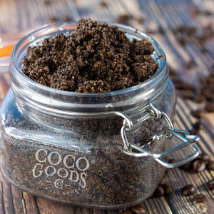 Coffee Coconut Scrub
