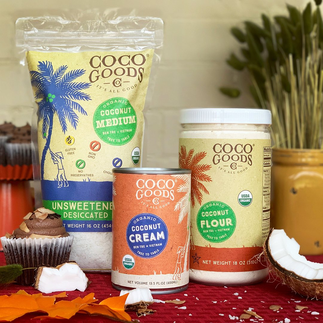Stay Healthy with Coconut During the Holidays