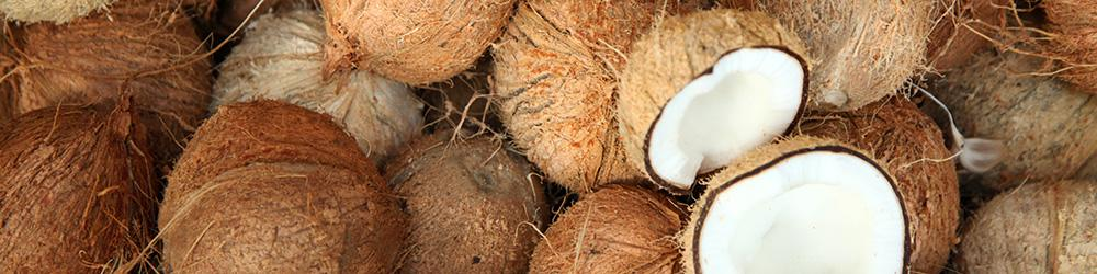 Fascinating Health Benefits of Coconuts