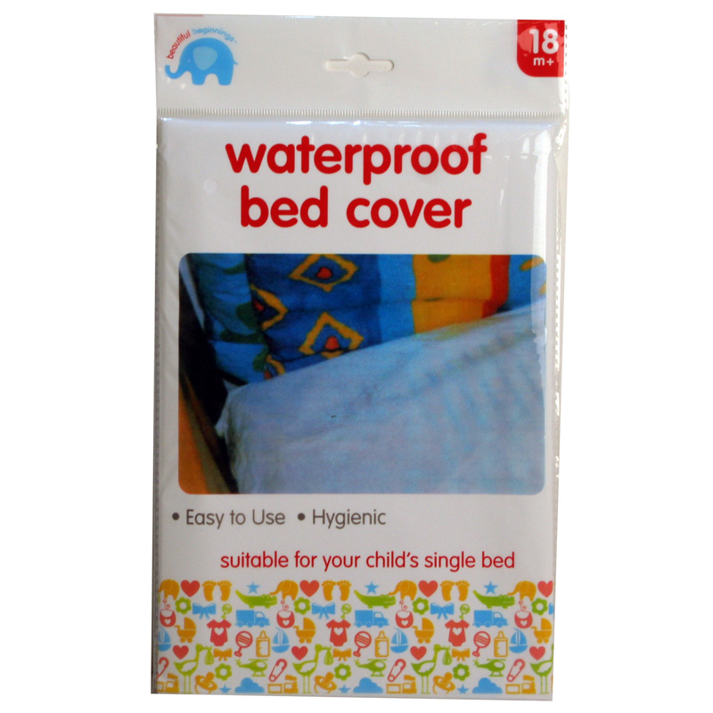 WATERPROOF BED COVER