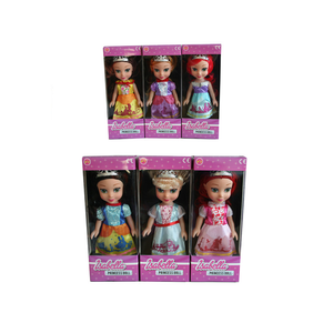 PRINCESS DOLLS (6 ASSTD)