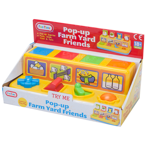 POP UP FARMYARD FRIENDS