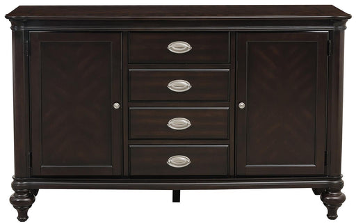 Homelegance Marston Buffet in Dark Cherry 2615DC-55 image