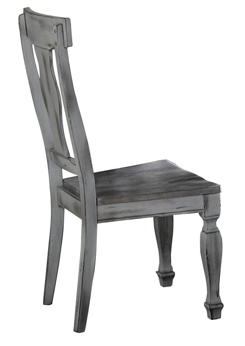 Homelegance Fulbright Side Chair in Gray (Set of 2) image
