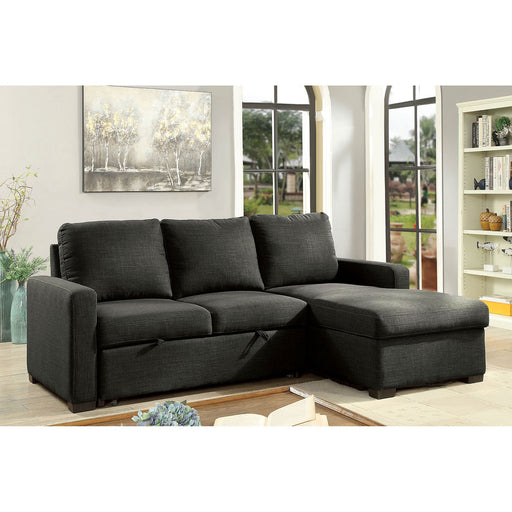 Arabella Dark Gray Sectional image