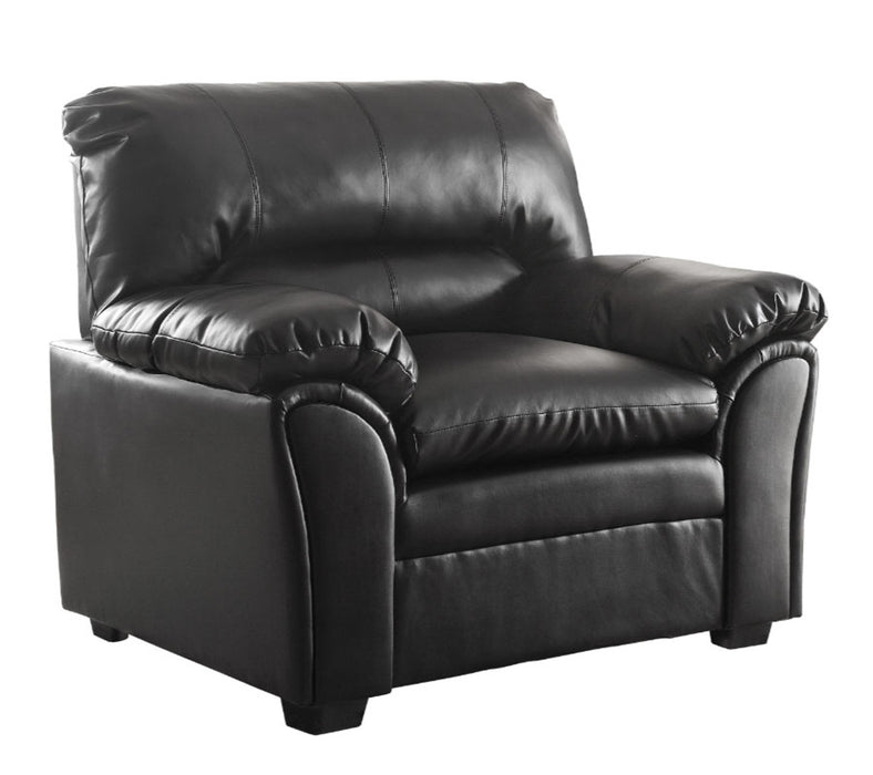 Homelegance Furniture Talon Chair in Black 8511BK-1 image