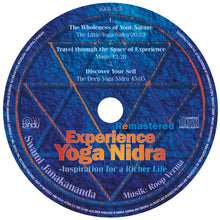Load image into Gallery viewer, Experience Yoga Nidra (English, CD)