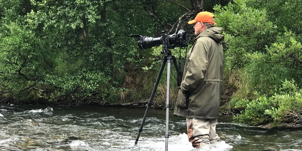 PMG Tripod in use by Kevin Dooley