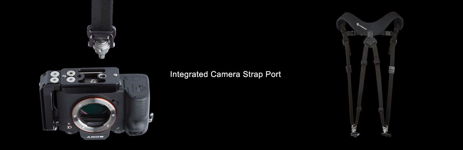 SS2 Strap System Compatible