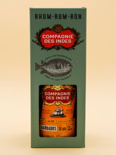 Load image into Gallery viewer, Compagnie Des Indes,16 Years Foursquare, Barbados Rum, FS9 (62%, 70cl)