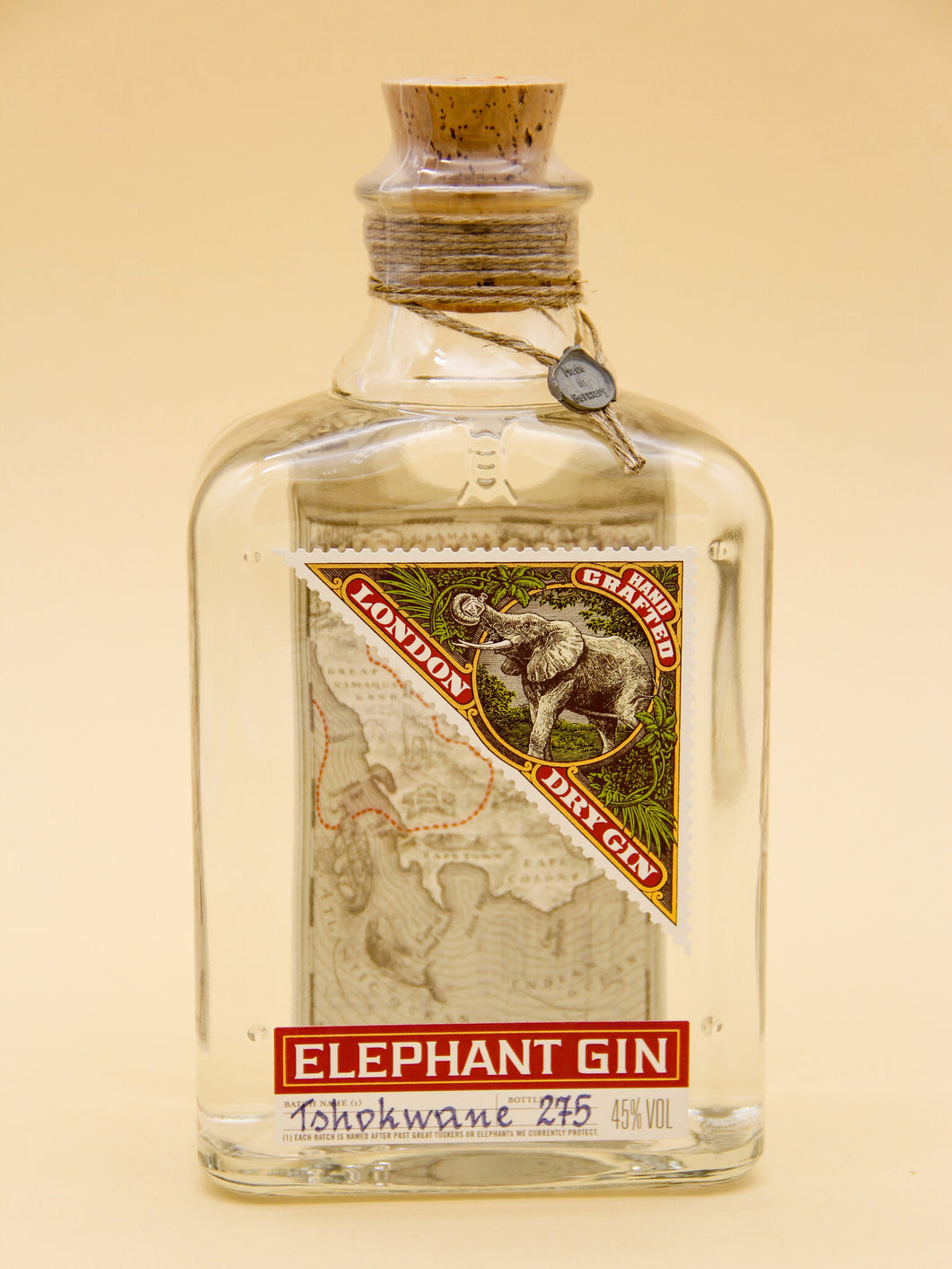Elephant Gin, Germany (45%, 50cl)