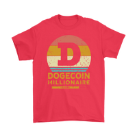 "Dogecoin Millionaire ""loading"" in progress T-Shirt"