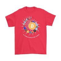 Cryptocurrency Altcoin T-Shirt