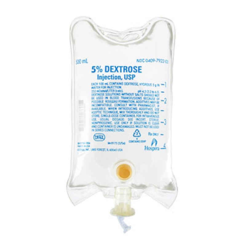 Dextrose 5% Bag 250ml