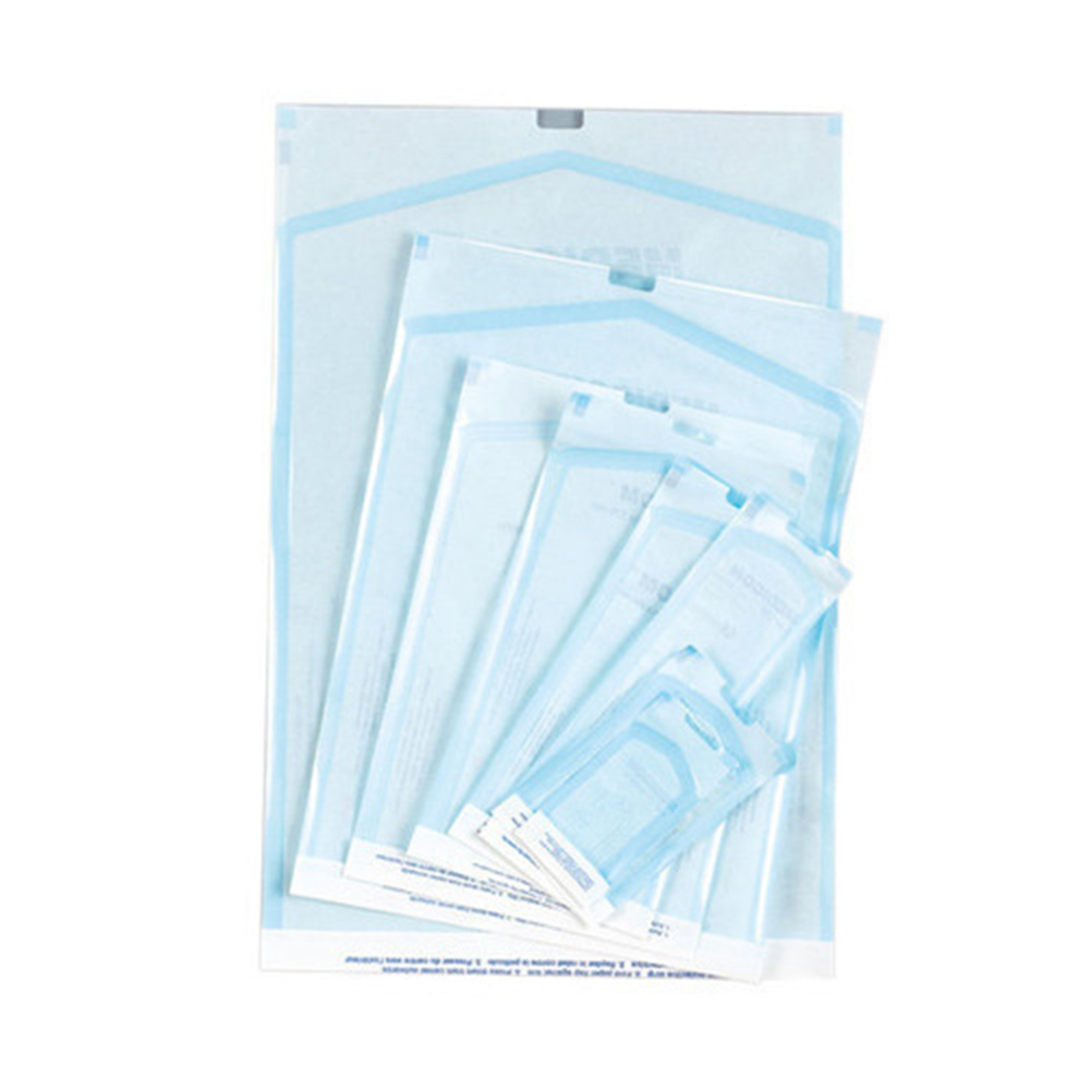 STERILIZATION POUCH SELF-SEALING 200/BOX