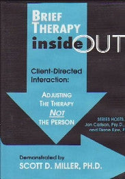 Client-Directed Interaction: Adjusting the Therapy not the Person