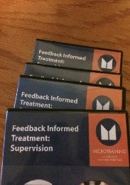 Feedback Informed Treatment Supervision, Individual Version