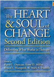 The Heart and Soul Of Change: Second Edition