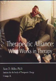 The Therapeutic Alliance