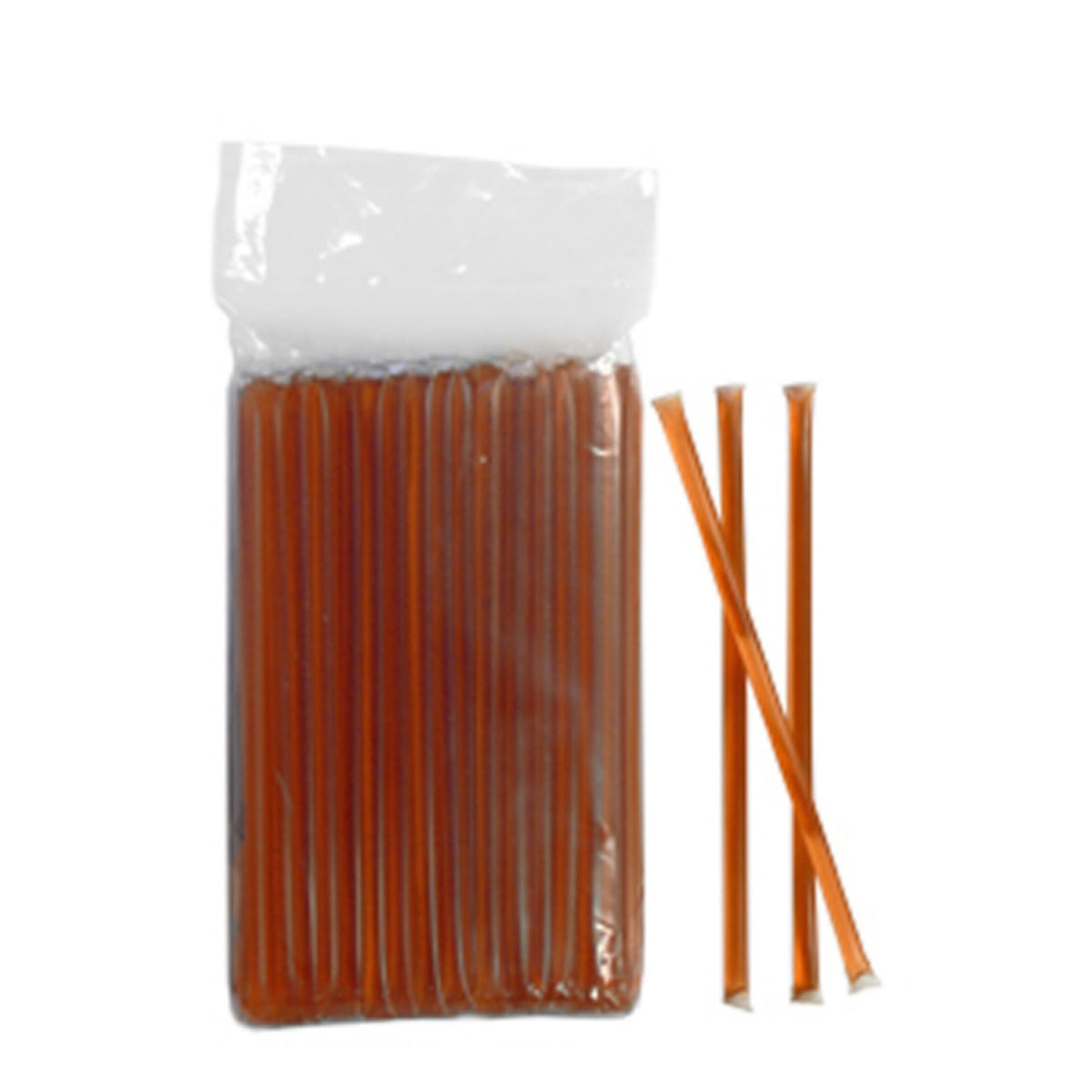 Anna's Sweet Peach Flavored Honey Sticks in a Large Bulk Pack of 100