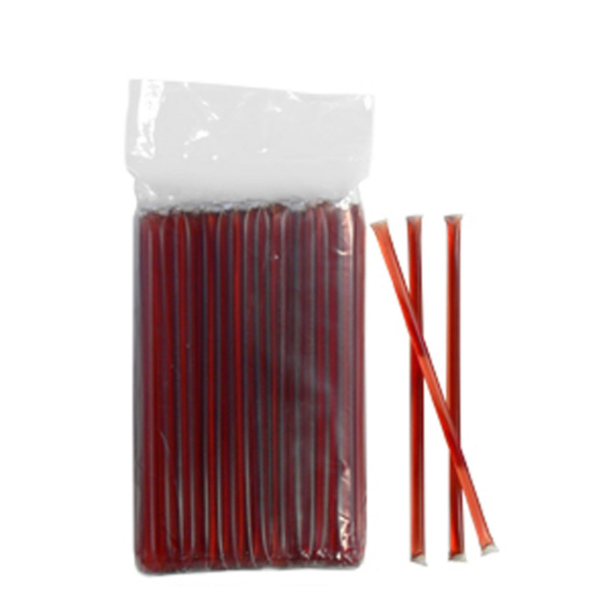 Anna's Sour Raspberry Flavored Honey Sticks in a Large Bulk Pack of 100