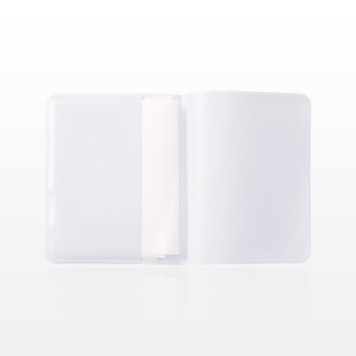Blotting Papers with Pouch, White