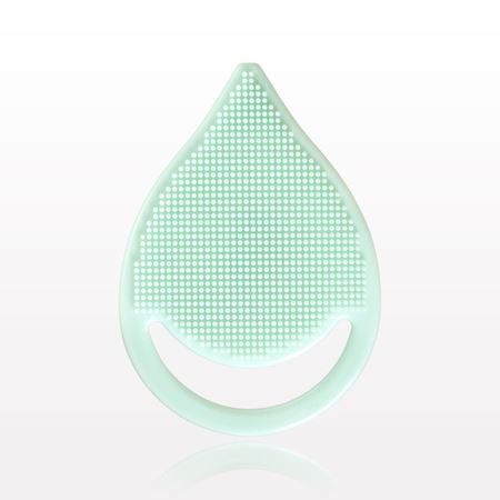Teardrop Silicone Facial Cleansing Pads