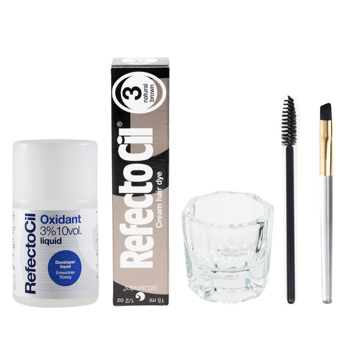 RefectoCil KIT B - Choose from 5 Colors