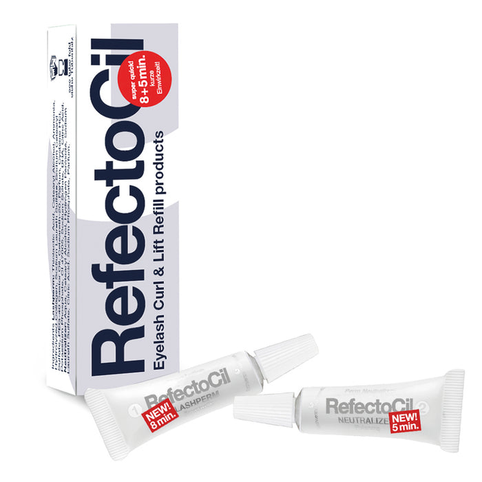 Refectocil Eyelash Perm/Neutralizer 8ml+5ml