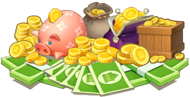 Township Package A (1MCoins+3KCash+1000storage)